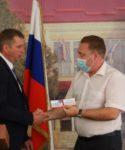 Инаугурация главы Марьинского сельских поселений состоялись в Тбилисском районе