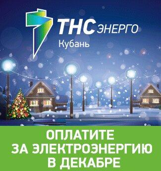 «ТНС энерго Кубань»: старый долг – Новый год не красит