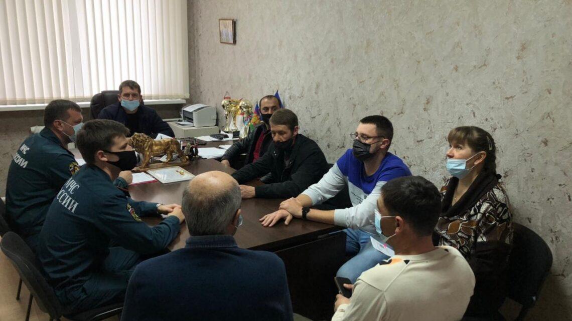 24 марта 2021 прошло внеплановое заседание депутатов Совета Марьинского сельского поселения Тбилисского района